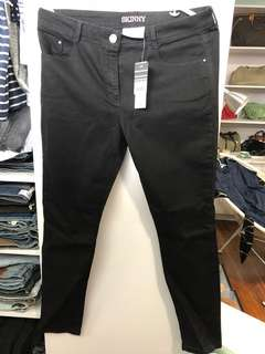 Wallis Black Skinny Jeans - BN with tags