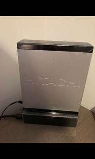 Hitachi移动硬盘,1000GB