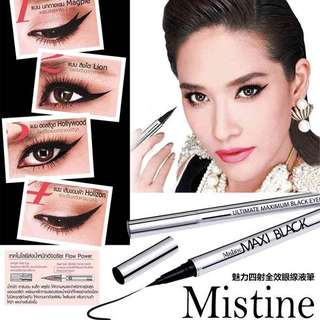 Mistine Maxi Black Eyeliner