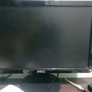 "Monitor Dell 17"" (inch) Wide Screen"