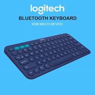 Logitech Multi-Device K380 Bluetooth Keyboard