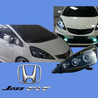 HONDA JAZZ/FIT GE8 PROJECTOR HEAD LIGHT