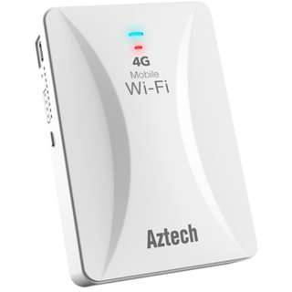 Aztech Mobile Wifi 4G power bank