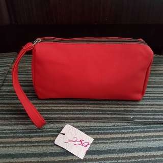 New Cose Red pouch