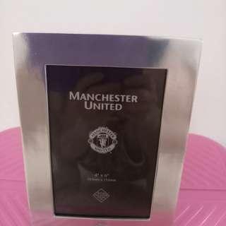 Manchester United Pewter Photo Frame