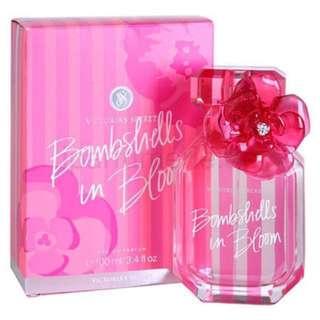 BNIB 100ml Victoria's Secret Bombshells in Bloom Perfume