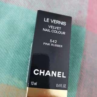 Chanel Velvet Nail Colour