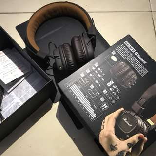 earphone marshall major ii