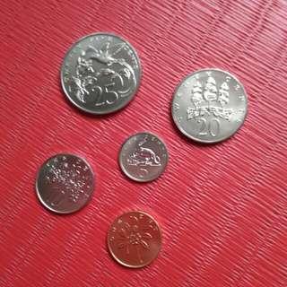牙買加硬幣