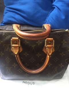 LV Speedy 25 (100% real)