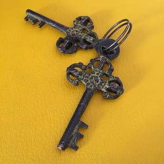 Vintage lock
