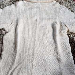 Zara Knitted Turleneck Shirt