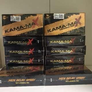 Kamamax