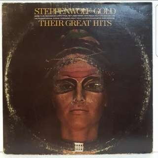Steppenwolf Gold - Their Great Hits Vinyl Record