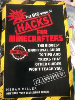 The Big Book Of (HACKS) For Minecraft