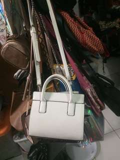 STRADIVARIUS tote mini bag