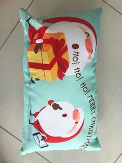 Christmas Santa cushion