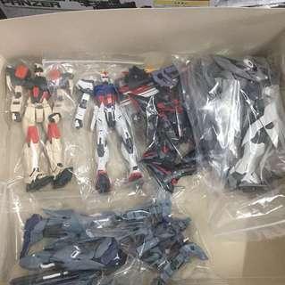 Mg Gundam Set (5 kits)