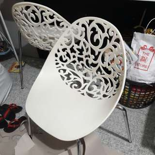 Stylish Chairs *RESERVED*