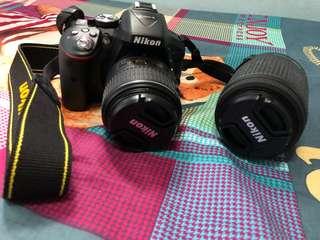 Nikon D5300 Camera