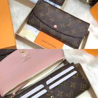 BEST SELLING LV Emilie Wallet