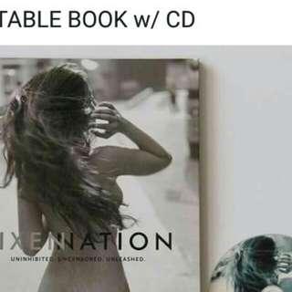Premiere Vixenation Limited Cd & Book