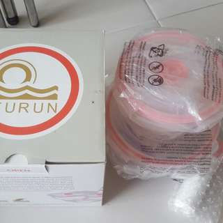 Delphin - Xurun vacuum containers