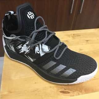 🚚 Adidas Harden Vol. 2 全新黑白配色US12