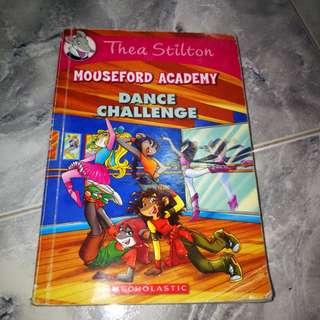 Thea Stilton Book, The Dance Challenge