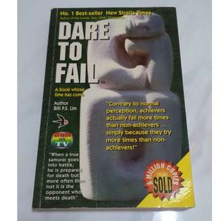 [Self Development Book!] Dare to Fail