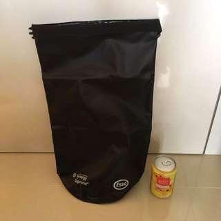 Waterproof beach bag - Esso branded