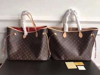 TOP SELLING LV Neverfull MM