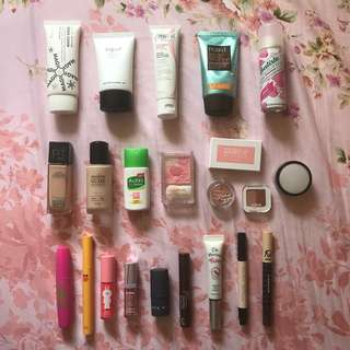 $300 22樣makeup items(可單買)