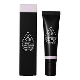 [PO] 3CE Skin Tone Control Primer 30ml