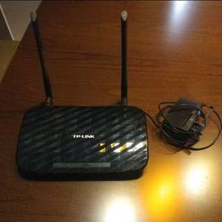 TP-LINK ROUTER AC750