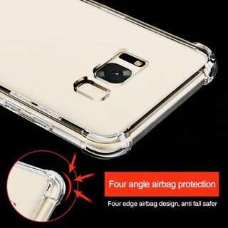 OPPO, IPHONE & SAMSUNG  anti shock soft case