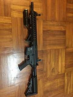 M4 AEG電槍全包,所見即所得 airsoft bb gun