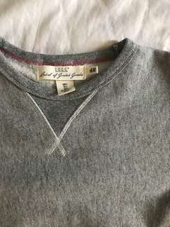 H&M Gray Sweater