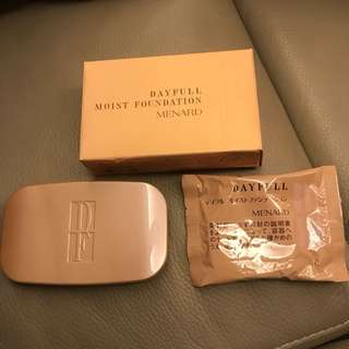 Menard Dayfull Moist Foundation