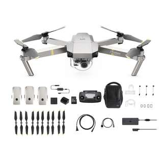 Dji Mavic Pro Fly More Combo Platinum. Stock Available now. 12 month warranty from Dji Malaysia
