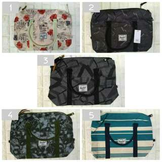 Herschel handbag overrun Authetic quality