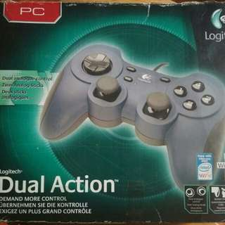 Original Logitech Dual Action Controller