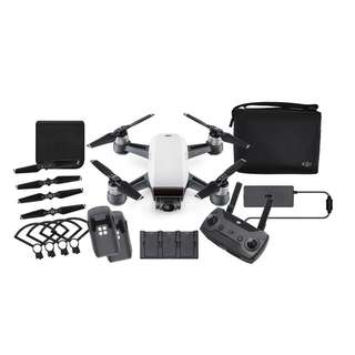Dji Spark Fly More Combo (Alpine White). Stock Available now. 1 year Dji Malaysia Warranty