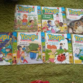 French Books - Youpi J'ai Compris!