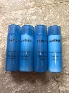 Laneige Skin Refiner & Emulsion Set 25ml x 2 sets