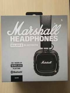 Marshall Major 2 (New Condition)