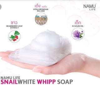 Namu Whipp Soap