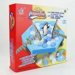 企鵝破冰遊戲 益智遊戲