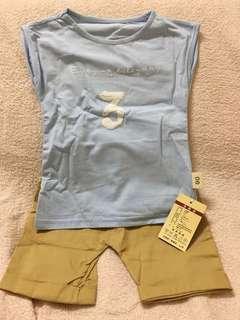 T Shirt & pant