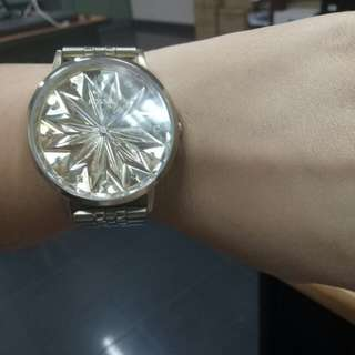SALE!!! Jam Tangan Fossil ES 3917 Rose Gold